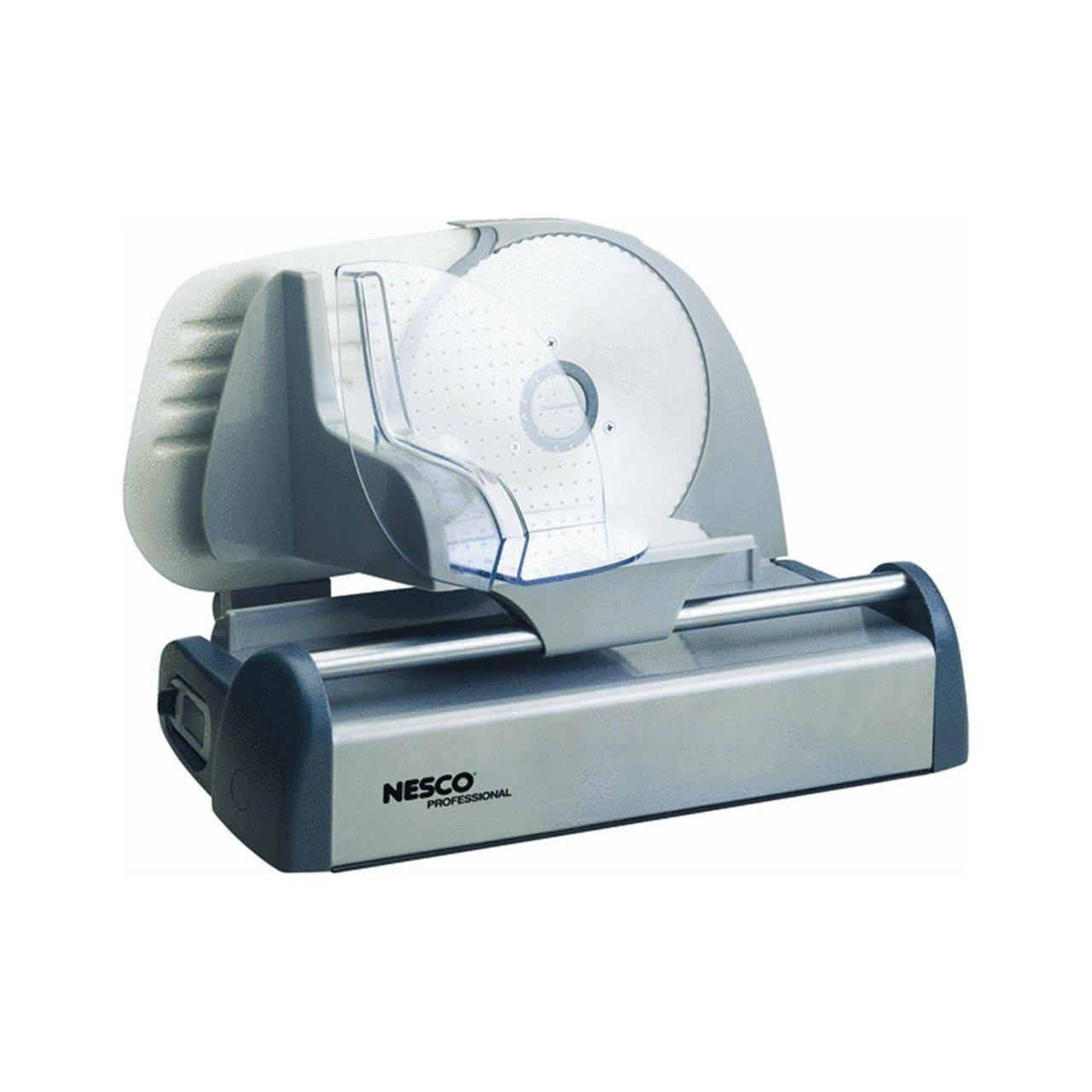 Amazon.com: Nesco Professional Food Slicer - 7 1/2in. Blade, Model ...