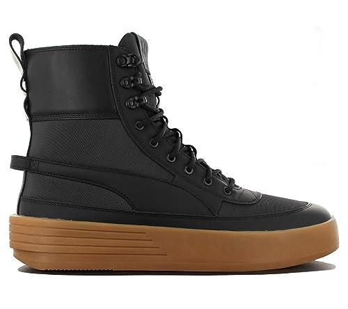 210dfa82abe Puma x XO TheWeeknd - Parallel Tactical 2.0 - Black Black Gum 36177701   Amazon.co.uk  Clothing