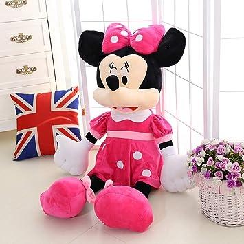 hzbftoy Juguetes De Felpa Suave, Minnie Mickey Mouse Juguete De ...