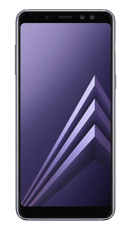 Samsung Galaxy A8 (2018) Factory Unlocked SM-A530F/DS Dual SIM 64GB/4GB  Ram, 5 6
