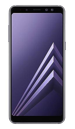 Amazon Com Samsung Galaxy A8 Sm A530f Ds Orchid Gray Dual Sim