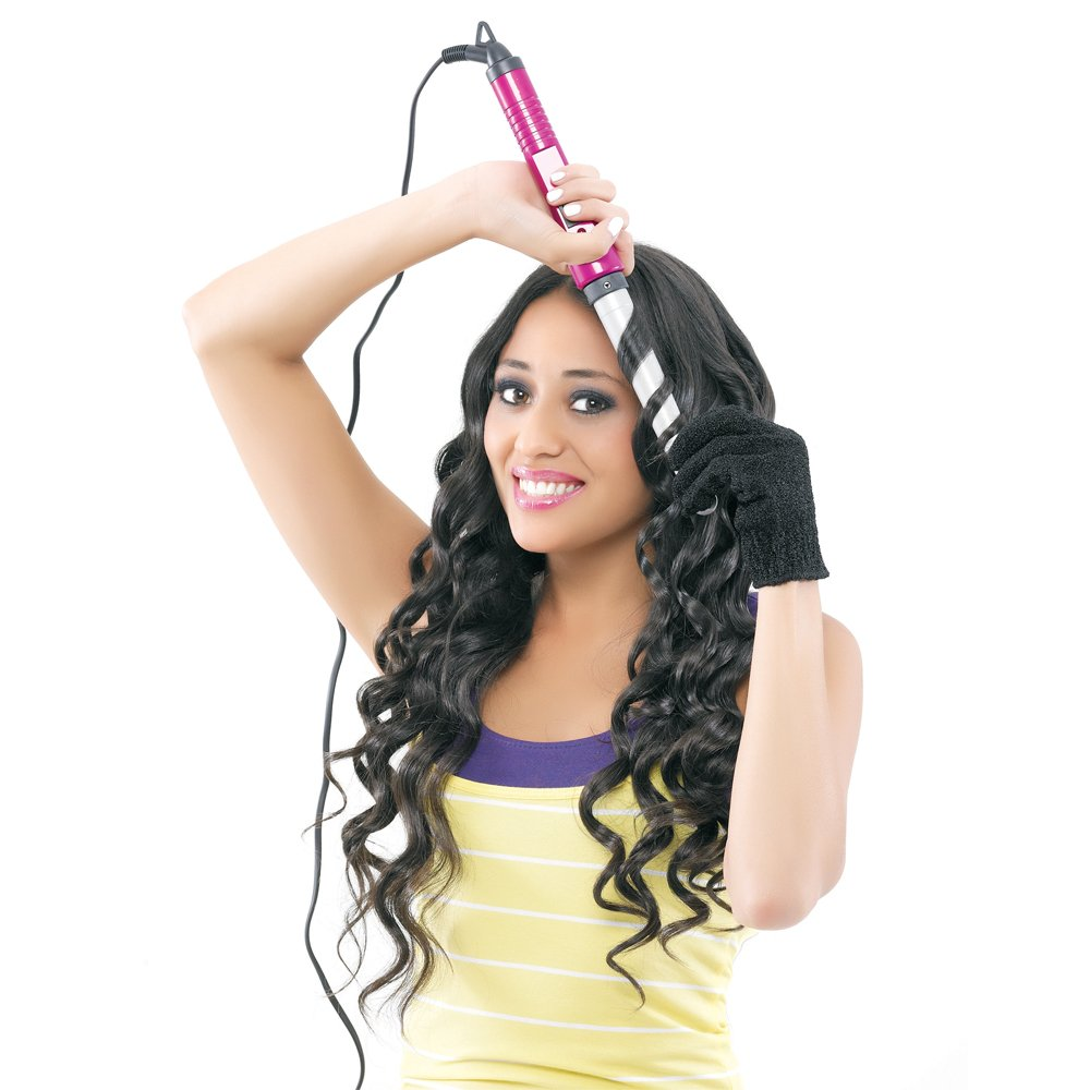 Bed Head Curlipops Tapered Curling Wand for Bouncy Natural Curls, 1'' by Bed Head (Image #5)