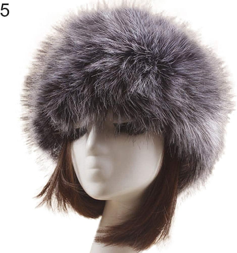 Winter Warm Hats Fluffy...
