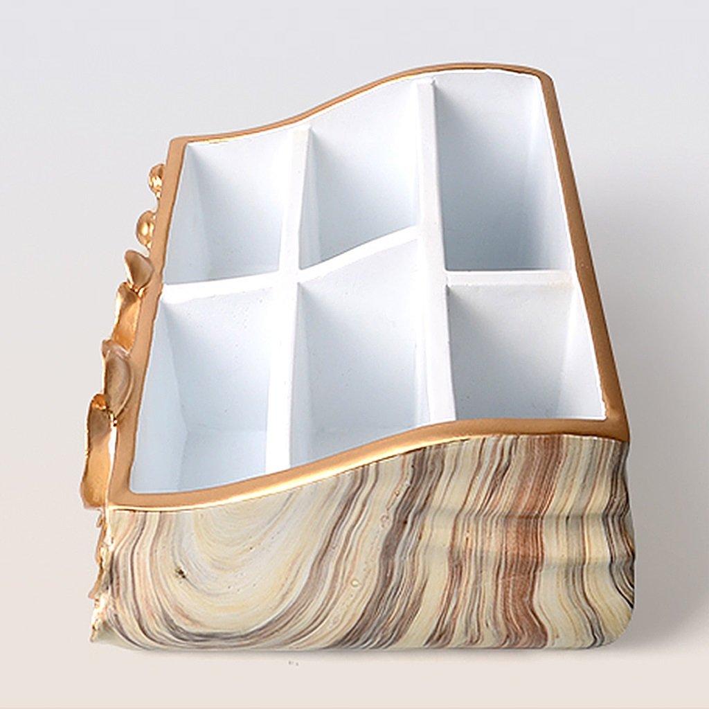 PRX Kreative Desktop Aufbewahrungsbox Wohnzimmer Fernbedienung ...