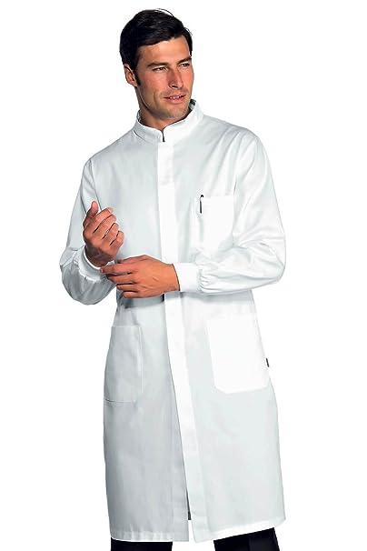Robinson Hombre casaca con davemport con goma elástica muñeca color blanco blanco 33 W/34 L: Amazon.es: Ropa y accesorios