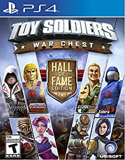Toy Soldiers - PlayStation 4 War Chest Hall OF Fame Edition (B00YO2PRPS) | Amazon Products