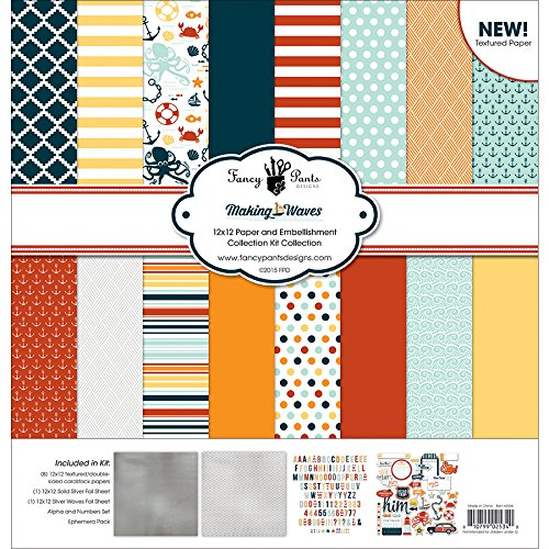 Collection Basic Grey 12x12 Scrapbook - 6