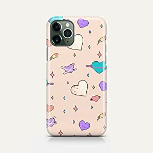 covery cases Silicon Back Cover Harts B For Iphone 11 Pro - Multi Color