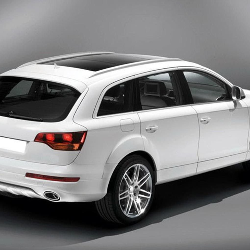 republe Paraurti Fanale posteriore dinversione della nebbia della lampada della luce posteriore sinistro Lato destro per Audi Q7 2009-2015 4L0945095 4L0945096