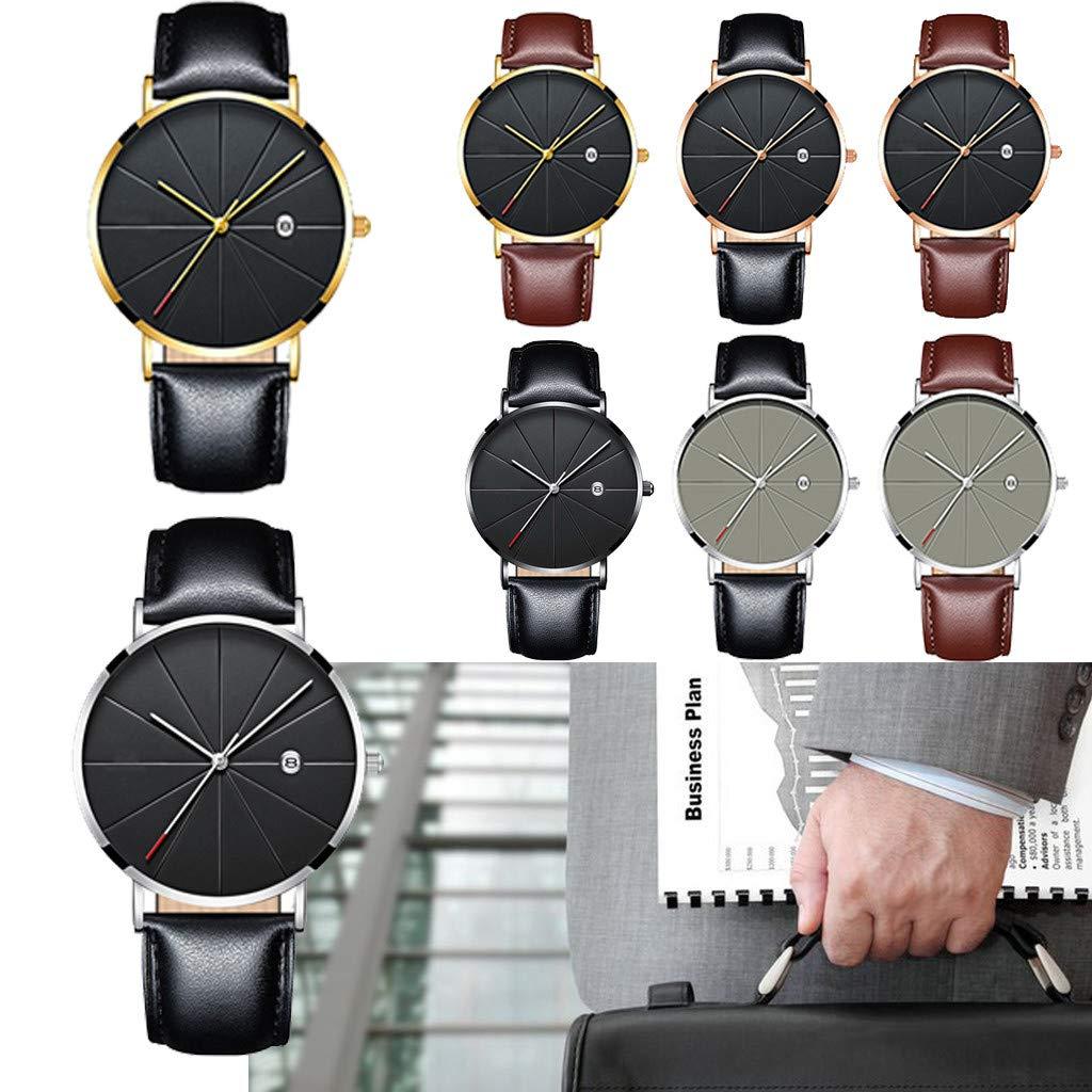Amazon.com : XBKPLO Stainless Steel Quartz Watches for Men, breitling Quartz Watches Men, Quartz Watches for Men, Quartz Watches for Men, Quartz Black Mens ...