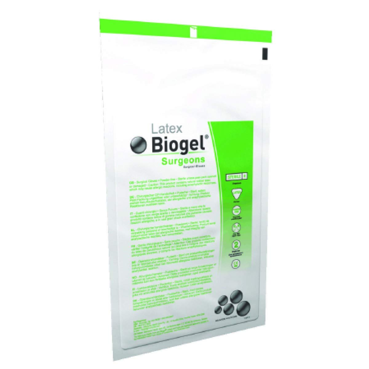 Biogel Surgeons Gloves 6 1/2 50/Bx, Molnlycke Healthcare (Regent) (30465) by Direct Inc (Image #1)