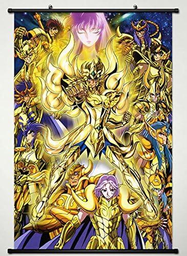 Poster Saint Seiya Japan Anime Boy Room Wall Cloth Poster Print 13
