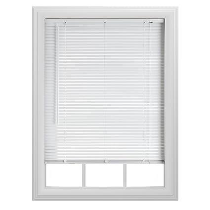 vinyl window blinds vinyl replacement windows bali blinds 1quot room darkening vinyl corded 39x64 amazoncom 1