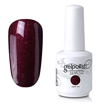 Amazon.com: Elite99 Soak-off LED UV Gel Polish Nail Art ...