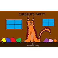 Chester's Party: Cat, Holidays & Celebrations, Children's, Fantasy, Animals (English Edition)