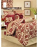 Rose Tree Cannes California King Comforter Set
