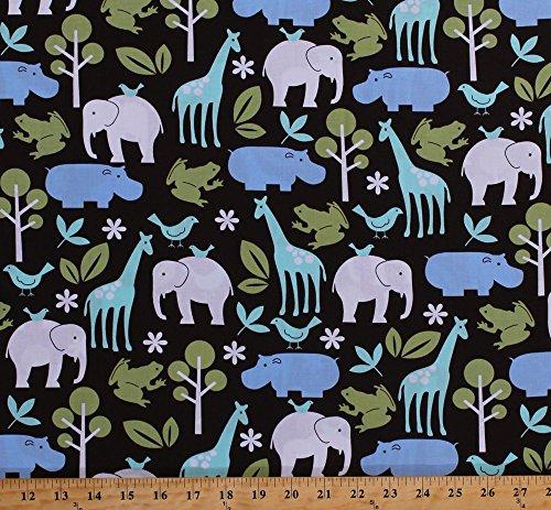 The 10 best hippopotamus fabric by the yard 2019