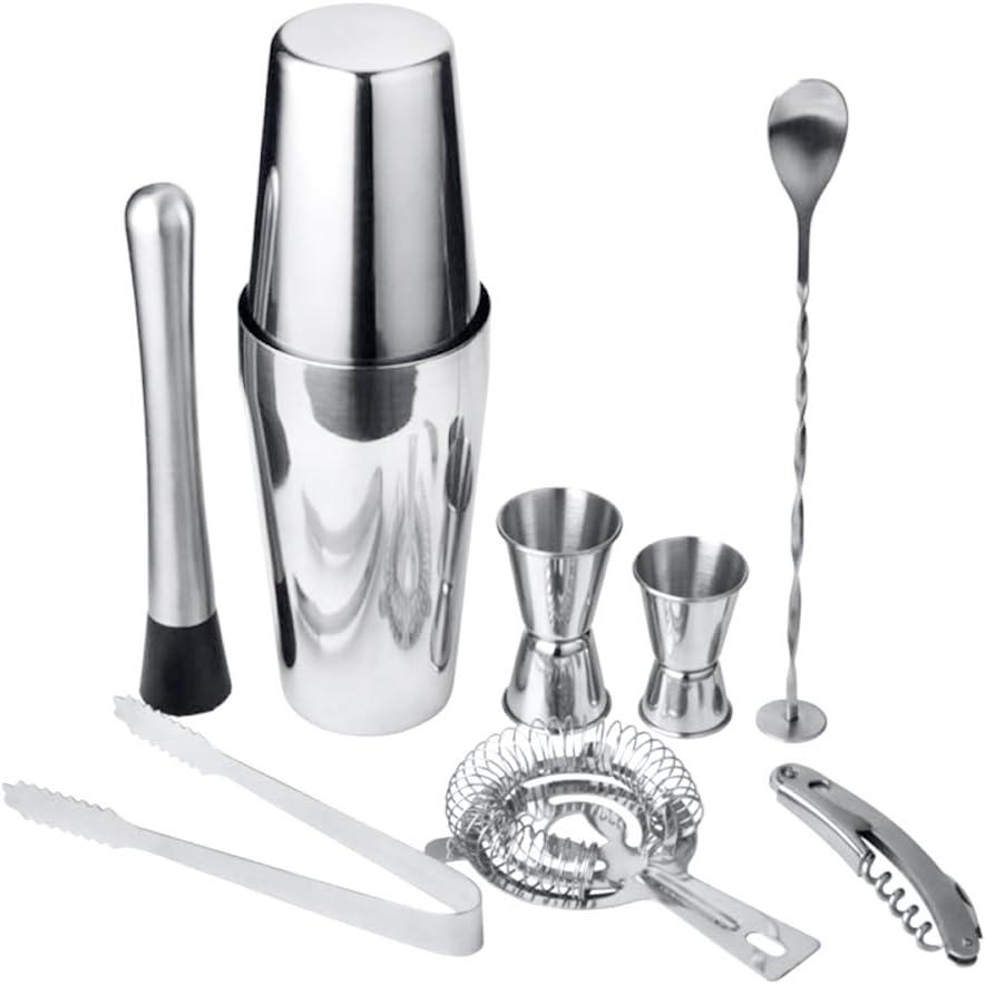 Kit de coctelería de acero inoxidable para utensilios de cocina ...