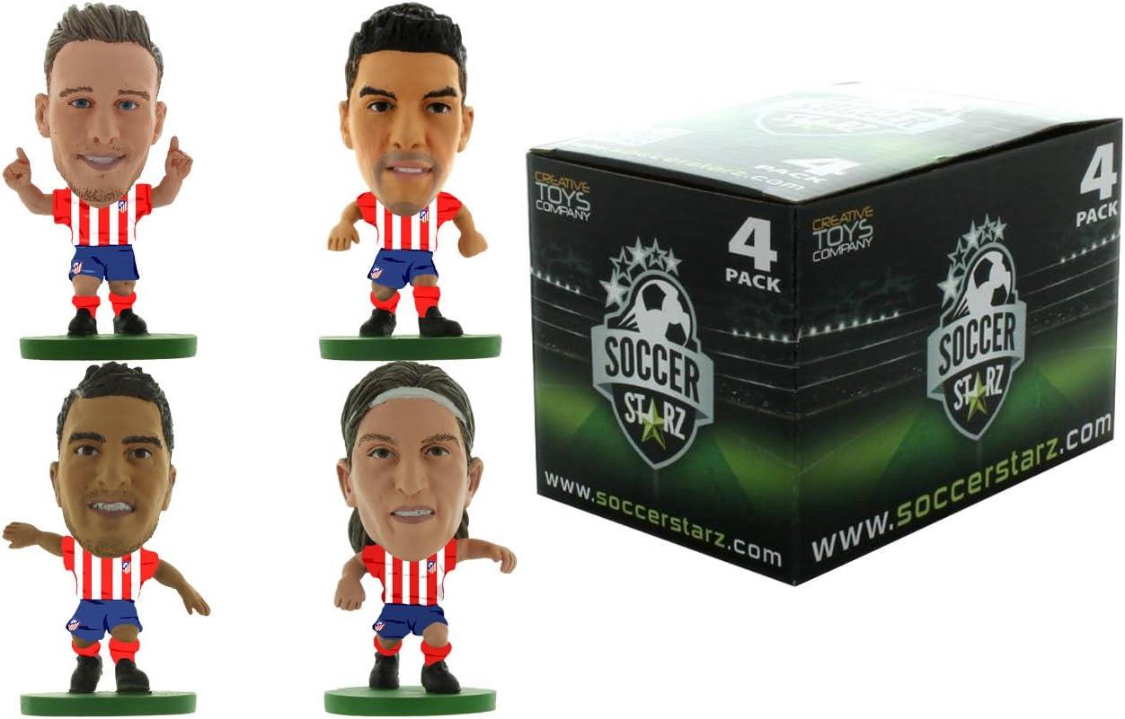 Soccerstarz SS4PATLMB Atletico Madrid - Figura de 4 Jugadores ...