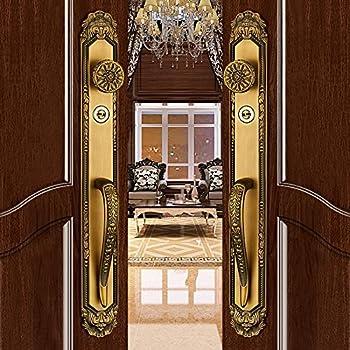 Prime K6838 Luxurious Mortise Lock Entry Entrance Front Door Door Handles Collection Dhjemzonderlifede