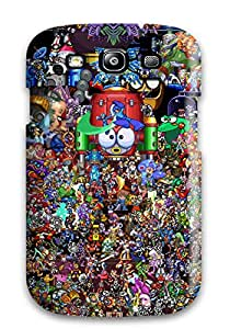 Lori Hammer's Shop Mega Man Case Compatible With Galaxy S3/ Hot Protection Case