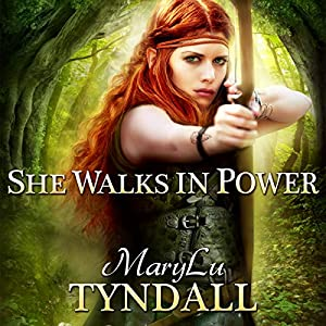 She Walks in Power Audiobook