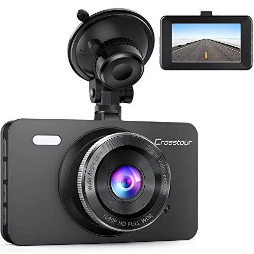 Crosstour Dash Cam review