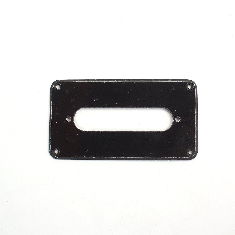 Wide Range Humbucker to Tele Style Neck Pickup Adapter Ring PRA-B-S1 Black mLaval