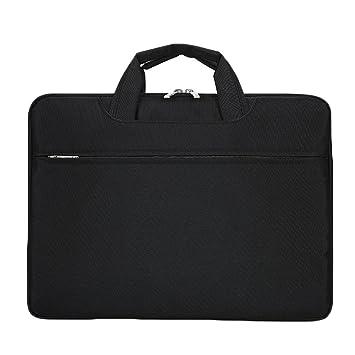 Hosaire 1X Laptop Bag Bolso Bandolera para Ordenador Portátil Laptop Sleeve Resistente a los Derrames para