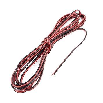 sourcingmap® 22AWG innen außen PVC isolierte elektrischer Draht ...