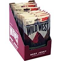Wild West Jalapeno Flavour Beef Jerky Box of