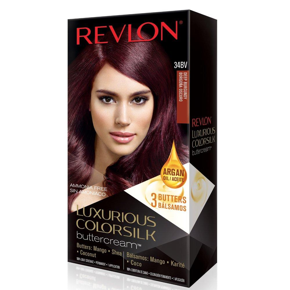 Amazon Revlon Colorsilk Luxurious Buttercream Hair Color Deep