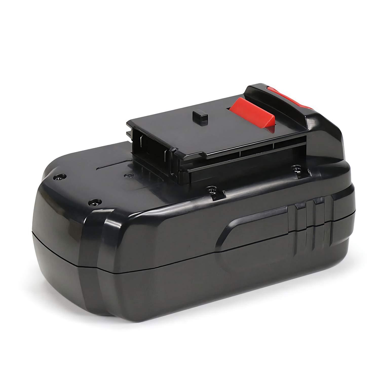 Powerbay 3.0Ah 18V Nicd Replacement Battery for Porter Cable PC18B PC18BL PC188 PC18BLEX PCC489N PCMVC PCXMVC 18 Volt Cordless Drill Tools Batteries pack