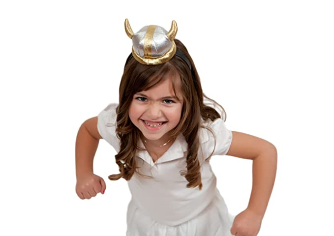 f9afac00 Essence Of Europe Gifts Girls' Costume Viking Hat Headband
