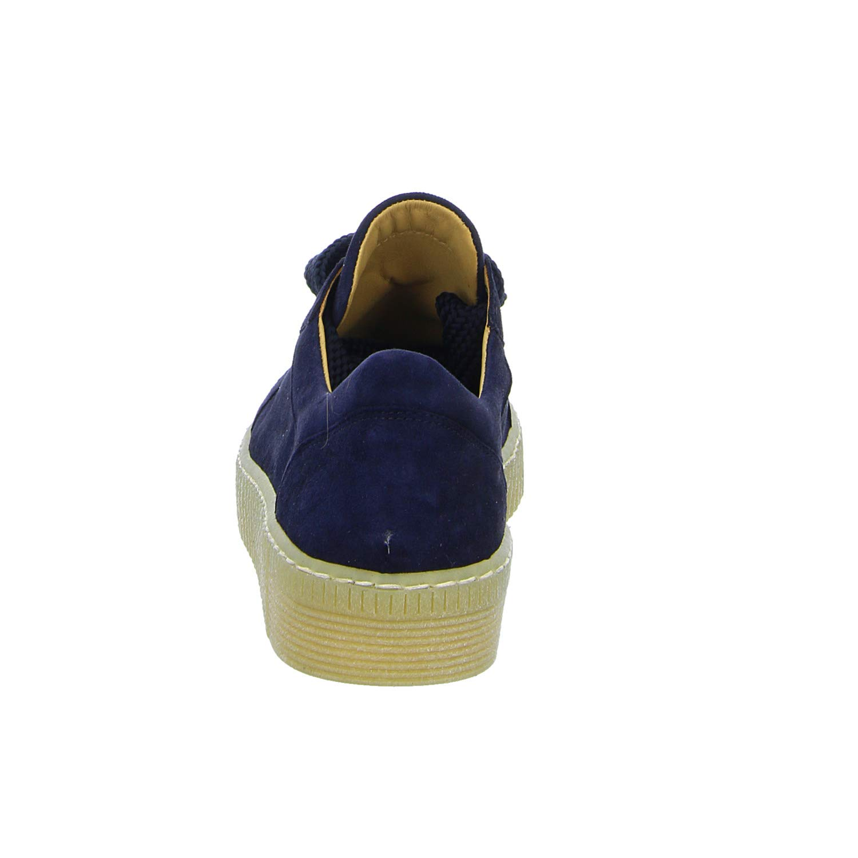 Gabor Jollys Halbschuhe in Übergrößen Übergrößen Übergrößen Blau 93.331.16 große Damenschuhe  e323aa
