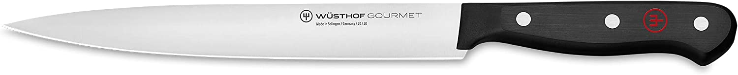 """WÜSTHOF Gourmet Eight Inch Carving Knife 