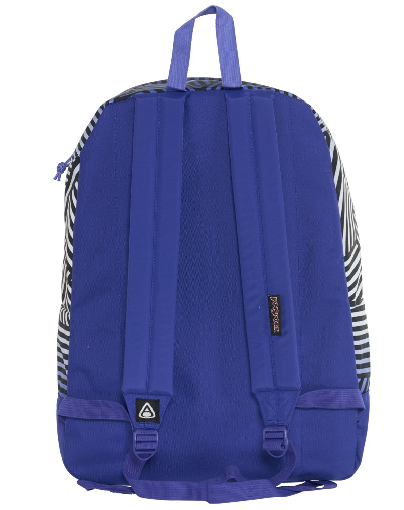 Jansport Black Label Superbreak Special Edition Violet Purple Geo Fade  Backpack  Jansport  Amazon.ca  Sports   Outdoors ce3b5517ffcb5