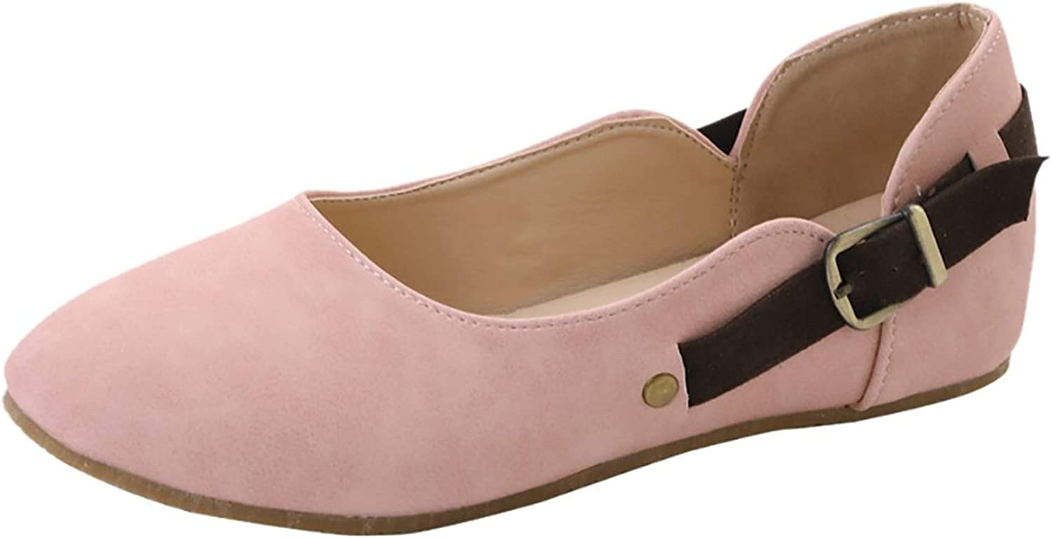 2019 Women Woman Loafers Zapatos Mujer Summer Shoes #25,Pink,6.5,United States