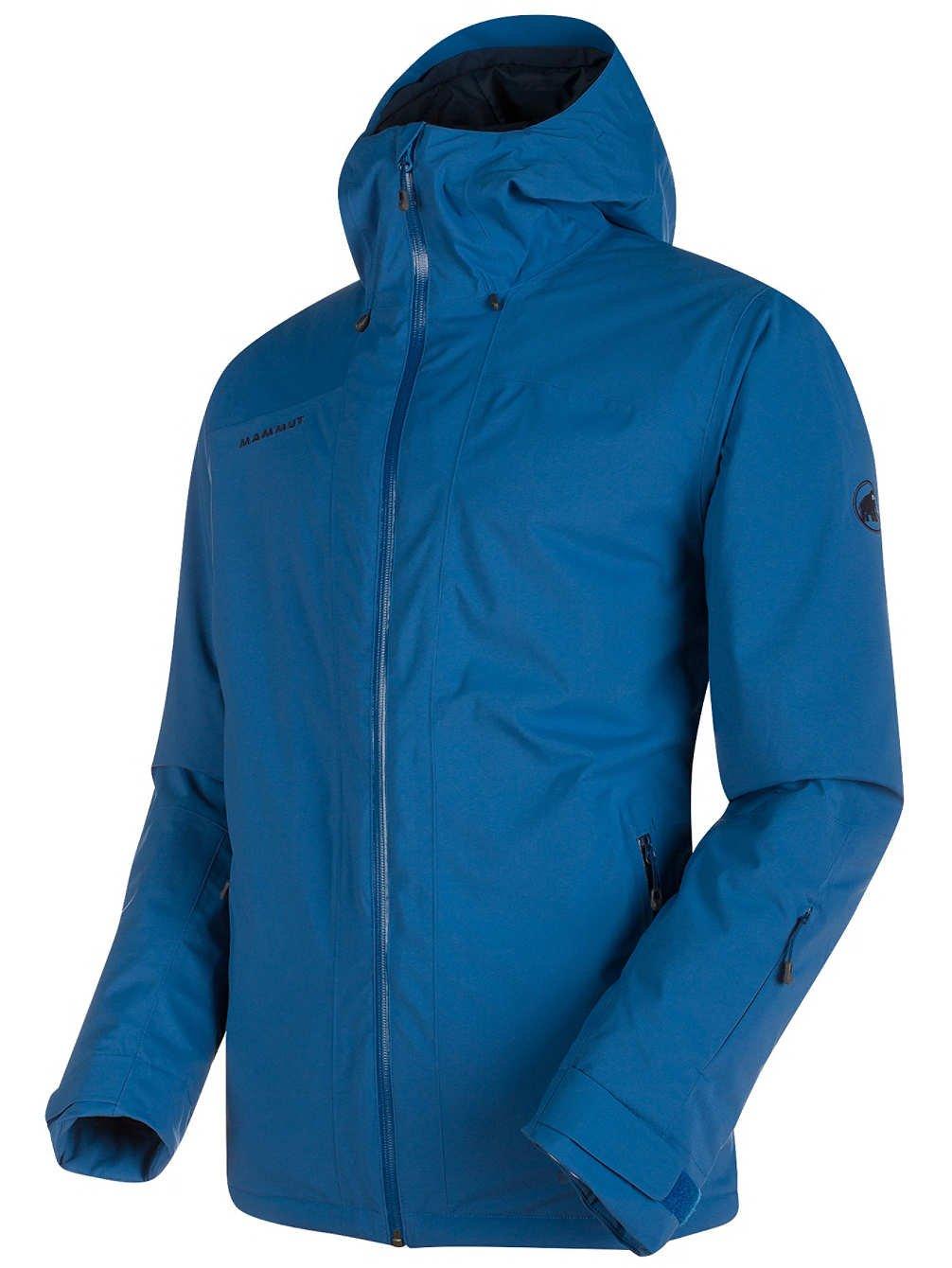 Mammut Andalo HS Thermo Hooded Jacket B072MQHNBG Small|ultramarine ultramarine Small