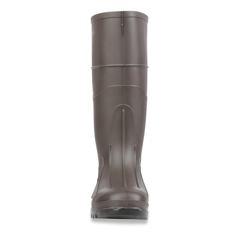 Honeywell Servus 15 PVC Polyblend Soft Soft Soft Toe Men's Work Stiefel, braun (18805) 7d0a01