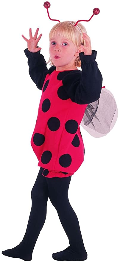 P tit payaso disfraz bebé mariquita - rojo: Amazon.es: Juguetes y ...