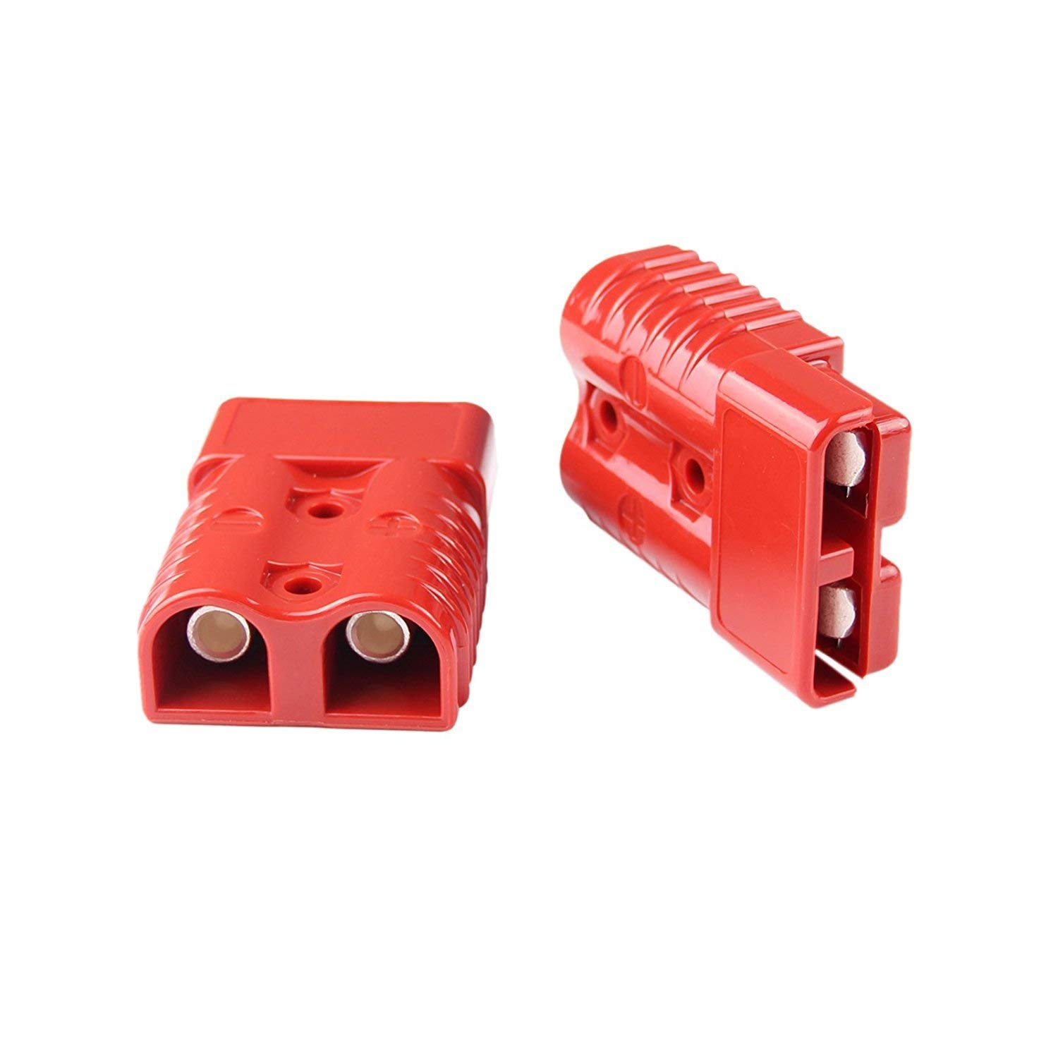 Liyafy 2-4AWG 350A Winch Trailer Battery Quick Connect Plug Kit Trailer Winch Battery