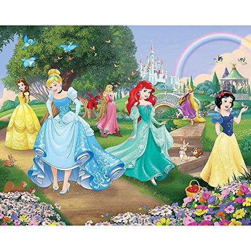 - Walltastic Disney Princess Wall Mural 2.44m x 3.05m