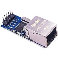 Mini-netwerkmodule Enc28j60 Ethernet voor Bordo Hr911105a