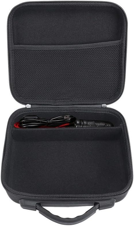 Seracle Tragetasche Für Noco Genius Boost Hd Gb70 2000 Amp 12 V Ultrasafe Lithium Starthilfekoffer Reisetasche Schutztasche Aufbewahrungstasche Auto