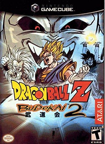 Dragonball Z Budokai 2 GameCube product image