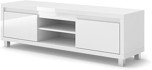BIM Furniture Nordic Bianco III - Mueble para televisor (Acabado ...
