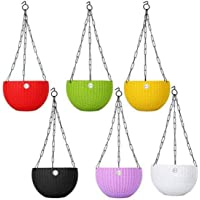 Hanging Planter Flower Pot Basket Plant Container Set fp-01-5 pc