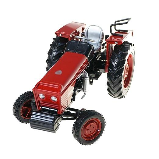 LINGLIGN-JUGUETES Caminar aleación Maquinaria vehículo Tractor de ...
