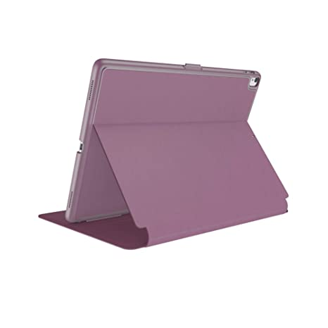 huge discount 7d384 9f1e9 Speck Products Compatible Case for Apple iPad 9.7-Inch (2017), iPad Pro  9.7-Inch, iPad Air 2/Air, BalanceFolio Case, Plumberry Purple/Crushed ...